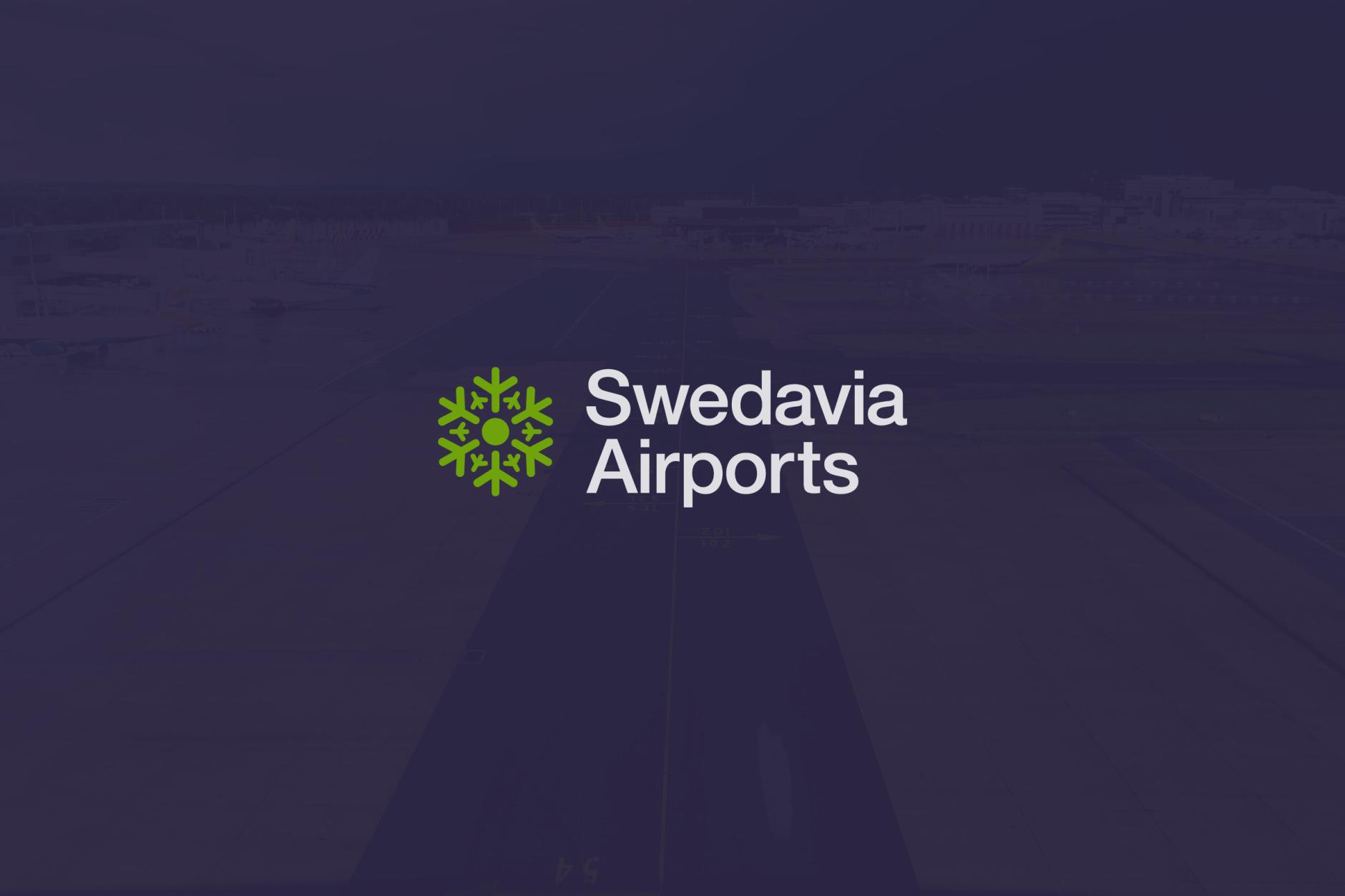 """Swedavia: """"Vi sparar en hel del pengar"""""""